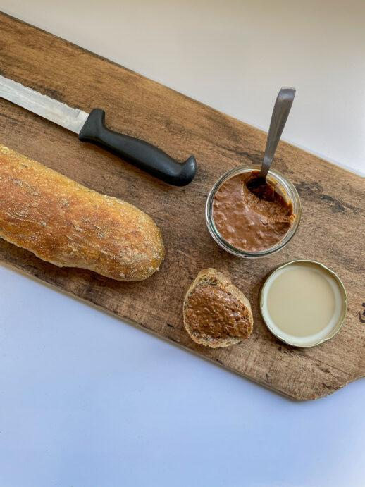 pâte à tartiner